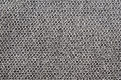 Detail des Schafpelzes Stockbild