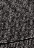 Detail des Schafpelzes Stockfoto