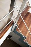 Detail des Treppenhauses lizenzfreie stockfotografie