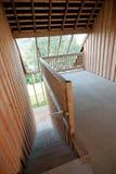 Detail des Treppenhauses stockfotos