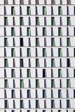Detail des Wolkenkratzers Stockfotografie