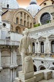Doge palace in Venice Royalty Free Stock Photo