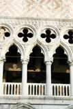 Detail of Doge's Palace Royalty Free Stock Images
