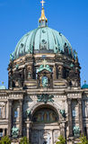 Detail of the Dom in Berlin Royalty Free Stock Photo