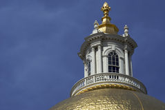 Detail of dome Royalty Free Stock Photos