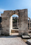Hadrian Library Athens Greece Royalty Free Stock Photo