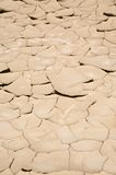 Detail of dry ground Royalty Free Stock Photos