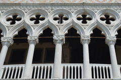 Detail from the Ducal Palace Stock Photography