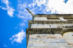 Detail of the Duomo (Cathedral) of Pisa (Field of Miracles) Stock Photo