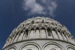 Detail of the Duomo Santa Maria, Pisa. Italy Stock Photos