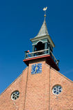 Detail Dutch reformed church Royalty Free Stock Photography