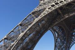 Detail of Eiffel tower, Paris. Stock Image