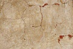 Detail einer alten Wand Lizenzfreies Stockbild