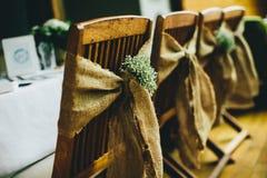 Detail einer Eleganzfarbbandblume Lizenzfreie Stockfotografie