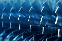 Detail einer industriellen Ausrüstung Lizenzfreies Stockbild