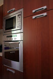 Detail einer Küche Stockbilder