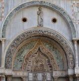 Detail einer Kirche Lizenzfreie Stockfotos