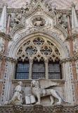 Detail einer Kirche Stockfotografie