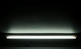 Detail einer Leuchtstoffröhre Lizenzfreies Stockbild
