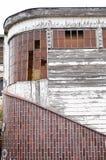 Detail einer Ruine von ein Barrandov-Terrassen Lizenzfreie Stockfotografie
