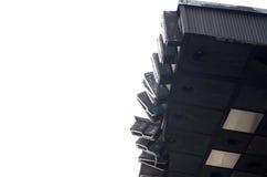 Detail einer Ruine von ein Barrandov-Terrassen Lizenzfreie Stockfotos