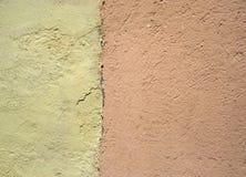 Detail einer Wand Stockbilder