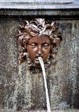 Detail eines Brunnens Lizenzfreie Stockfotografie