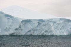Detail eines Eisbergs Lizenzfreie Stockfotos