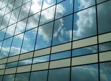 Detail eines Gebäudes Stockfotos
