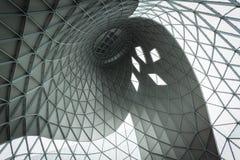 Detail eines Gebäudes an Made Ausstellung 2013 in Mailand, Italien Stockfoto