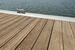 Sich hin- und herbewegendes Dock Stockfotos