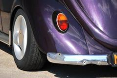 Detail eines klassischen Autos Stockfotos