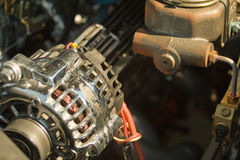 Car engine Royalty Free Stock Images