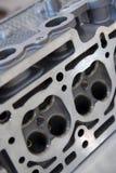 Detail of engine block Royalty Free Stock Photo