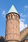 Detail of the Erloser kirche Stock Photos
