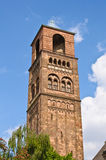 Detail of the Erloser kirche Royalty Free Stock Photo