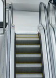 Detail of escalator Royalty Free Stock Photography