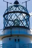 Detail of Estaca de Bares lighthouse Stock Image