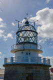 Detail on Estaca de Bares lighthouse Royalty Free Stock Photo