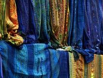 Detail ethnic costume Stock Photography