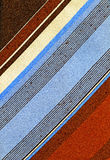 Detail of fabric. Royalty Free Stock Image