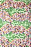 detail fabric vintage Στοκ εικόνες με δικαίωμα ελεύθερης χρήσης