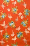 detail fabric vintage Στοκ φωτογραφίες με δικαίωμα ελεύθερης χρήσης