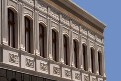 Detail of the facade - 1 Stock Image