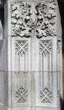 Detail Facade Louis Sullivan Building, Chicago Royalty Free Stock Images