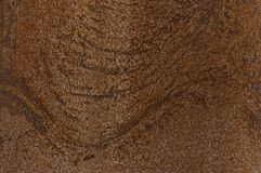 Detail facade of rusted Corten steel with different patterns, textures and structures stock photos