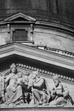 Detail St. Stephen Basilica, Budapest, Hungary Royalty Free Stock Photography