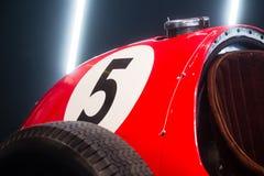 Ferrari 500 F2 close up royalty free stock image