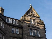 Detail of the fine Architecture in Lancaster England in the Centre of the City Stock Images