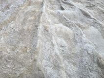 Detail of fine sand Royalty Free Stock Photos